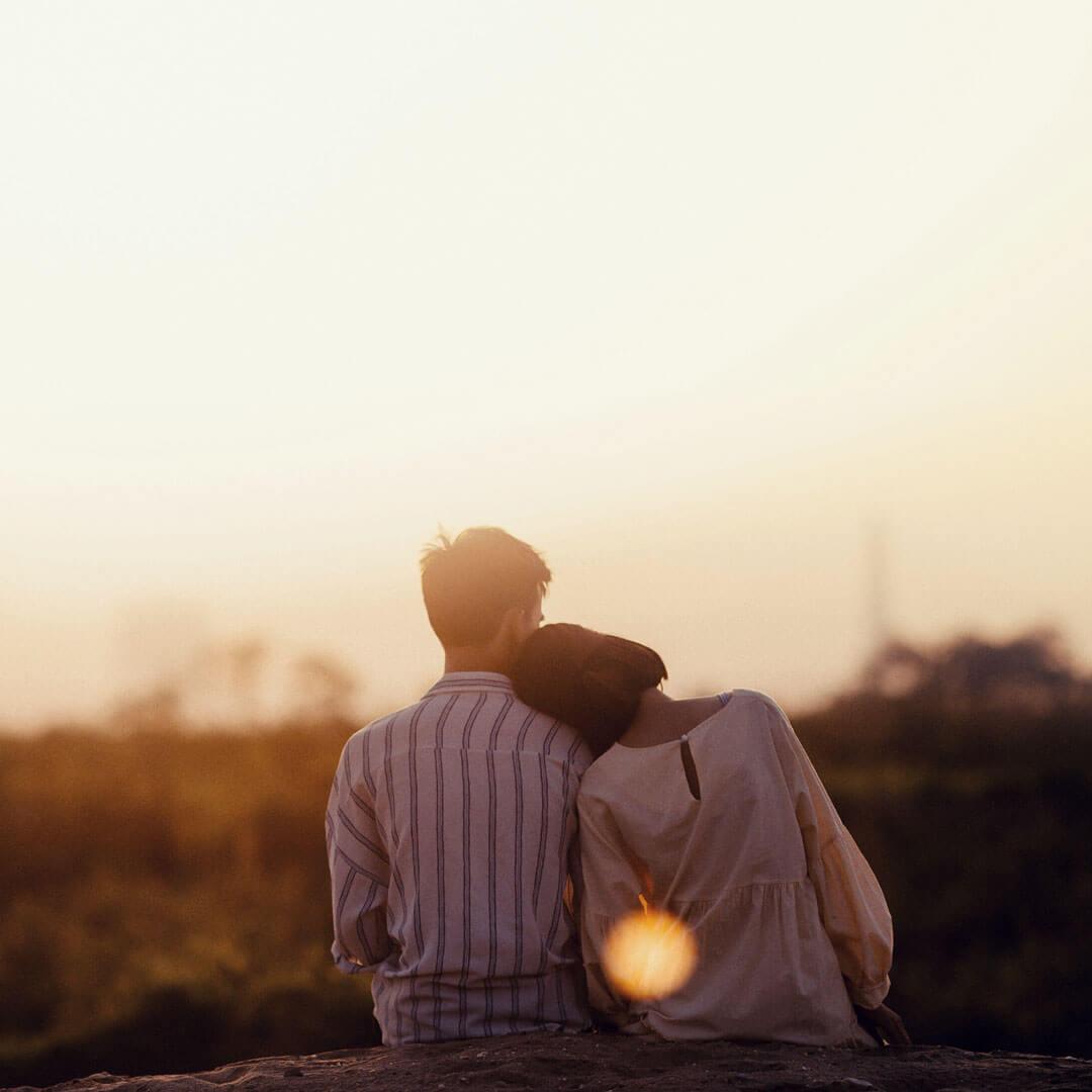Ineinander verheiratet beide verliebt und unglücklich Verliebt aber