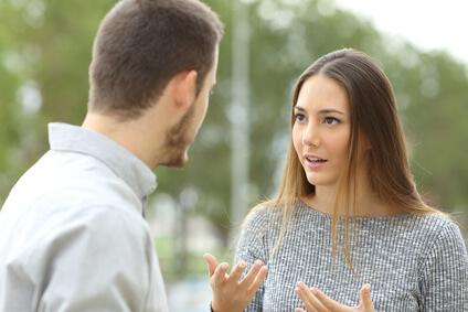 Kommunikation in der Beziehung