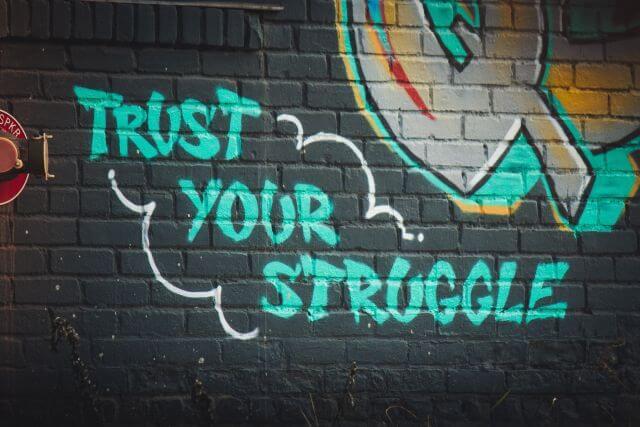 Vertrauen lernen! Das sind die wichtigsten Schritte!